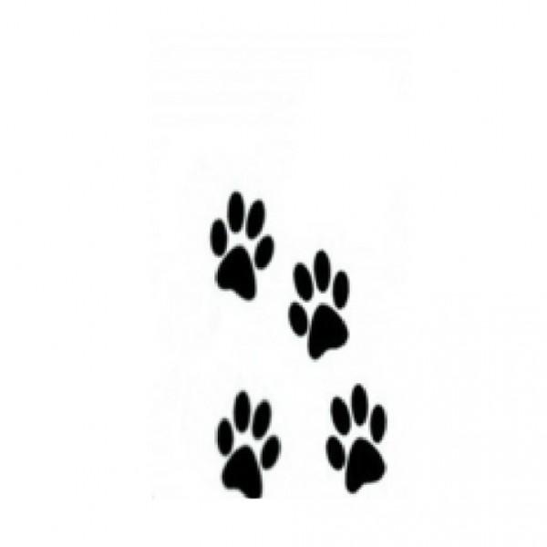 Pegatinas uñas animales 297