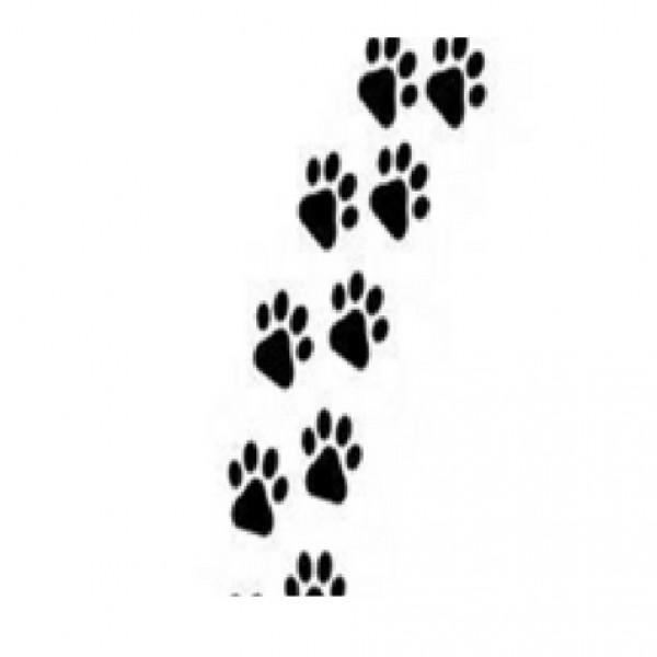 Pegatinas uñas animales 298