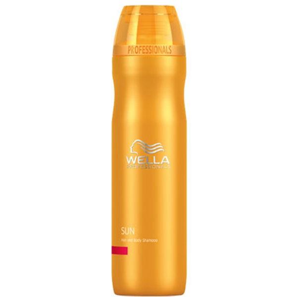 Wella Sun hair and body shampoo 250ml