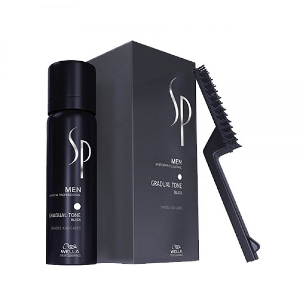 SP Men Gradual T Black 60ml