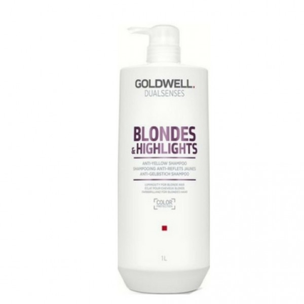 Ds Bl&Hl Anti-Yellow Sh 1000ml