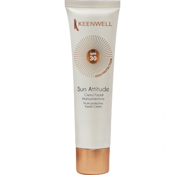 Crema Facial Multiprotectora SPF 30 60 ml