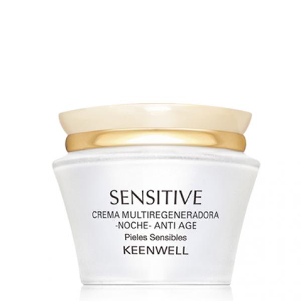Crema Multiregeneradora Noche Anti-edad 50 ml