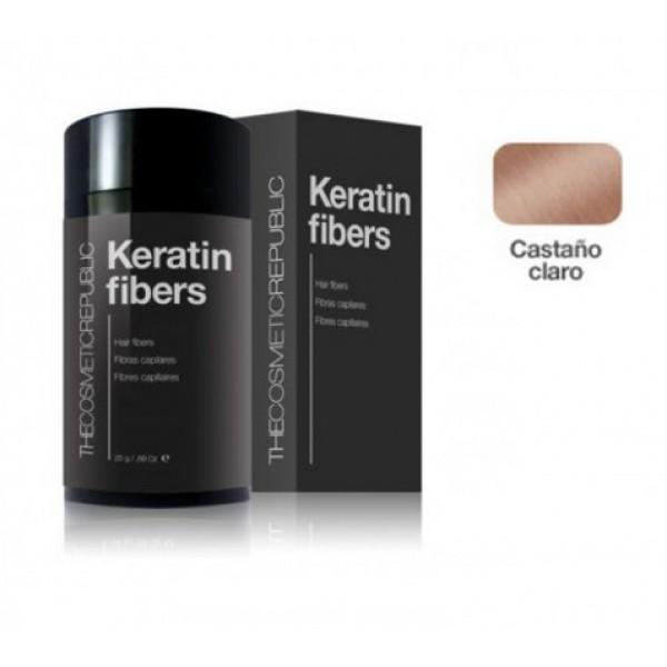 Fibras De Keratina Castaño Claro 12,5 Grs