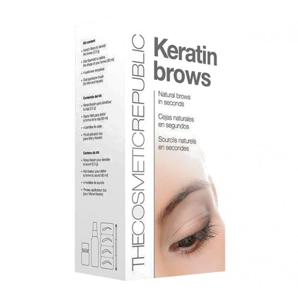 Keratin Brows Negro