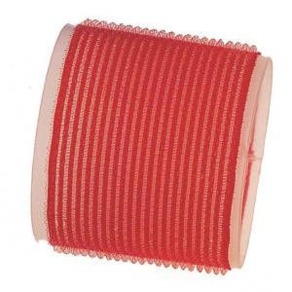 Rulo Velcro Rojo 60mm (3 unidades)