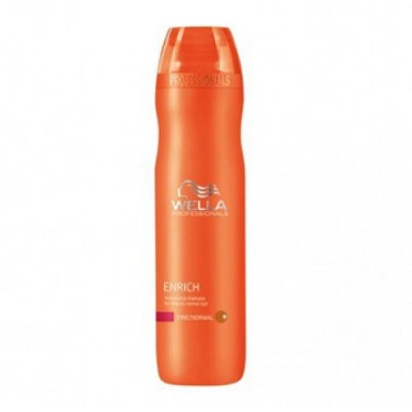 WCare Enrich Shampoo Grueso 250ml