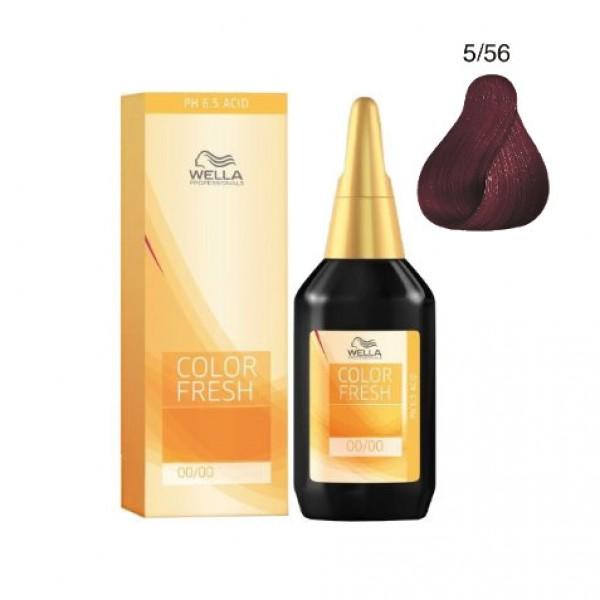 Color Fresh Castaño Cl Caoba Viol 5/56 60ml